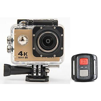 Hd 4k wifi action camera 1080p 60fps mini cam 30m waterproof go sport dvr extreme pro cam gold