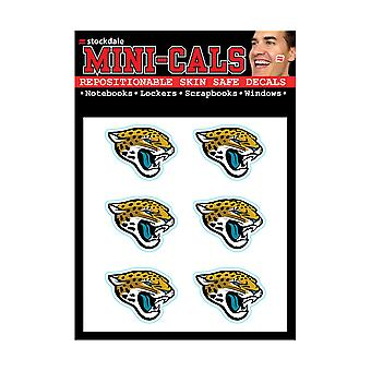 Wincraft 6 Erface Sticker 3cm - Jacksonville Jaguars