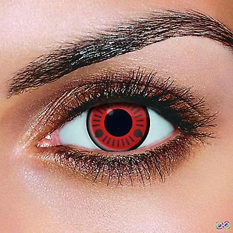 Sasuke Contact Lenses (Pair)