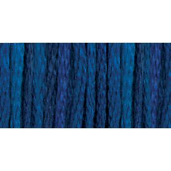 Dmc Color Variations Six Strand Embroidery Floss 8.7 Yards Mid Summer Night 417F 4240