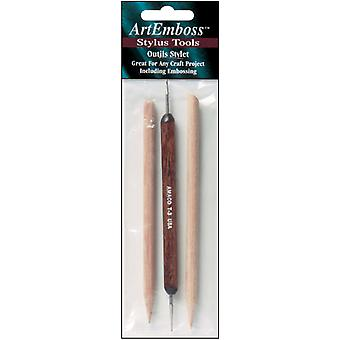 Artemboss Stylus Tools 3 Pieces 11107P