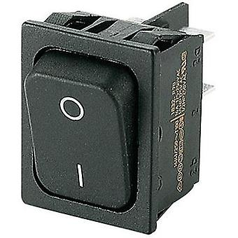 Toggle switch 250 Vac 20 A 2 x Off/On Marquardt 1832.3312 IP40 latch 1 pc(s)