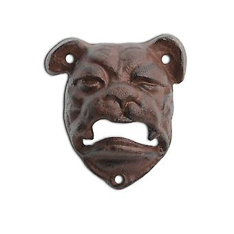 Fonte British Bulldog Wall Mountable décapsuleur