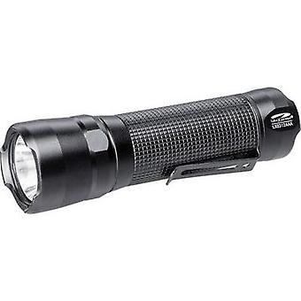 LED Torch LiteXpress battery-powered 20 lm, 130 lm 121 g Black