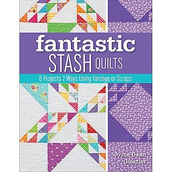 Kansas City Star Quilts Books-Fantastic Stash Quilts KCSQ-11197