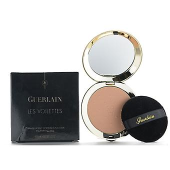 Guerlain Les Voilettes przezroczyste Compact Powder 04 Dore 6,5 g/0.22 uncje