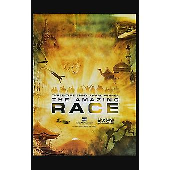 The Amazing Race Movie Poster (11 x 17)