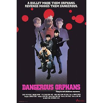 Dangerous Orphans Movie Poster Print (27 x 40)