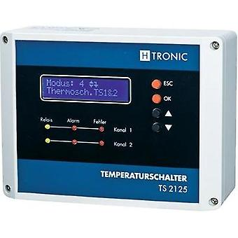 Multifunction thermostat -55 up to 125 °C H-Tronic TS 2125