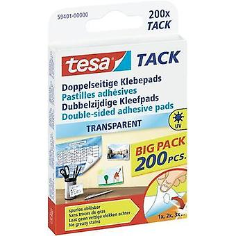 Tesa Tack® Doublesided Adhesive Pads Big Pack 200 Pieces