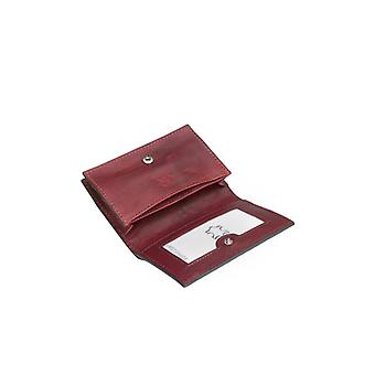 Dr Waxi Amsterdam Credit card pouch Red