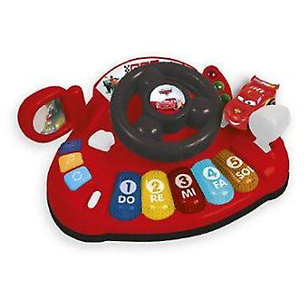 Reig Musical Steering wheel Figure Cars (Toys , Educative And Creative , Music , Infants)