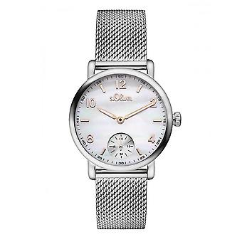 s.Oliver ladies watch wrist watch SO-3078-MQ
