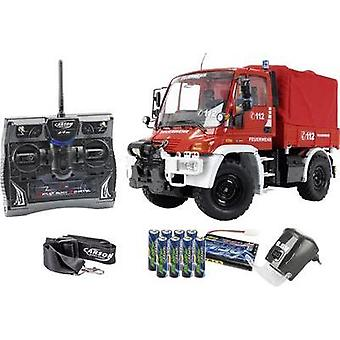 Carson Modellsport 1:12 RC Beginners Scale Models Heavy-duty vehicle incl. batteries and charger