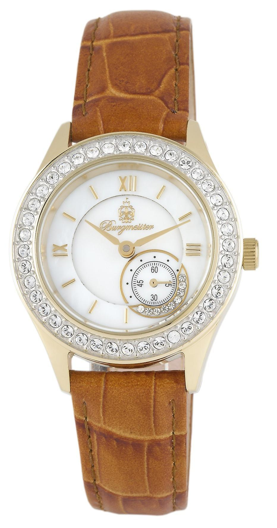 Burgmeister Domburg Ladies Automatic Watch BM508-285