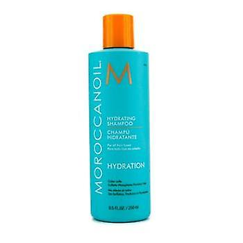 Moroccanoil Hydrating Shampoo (For All Hair Types) - 250ml/8.5oz
