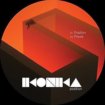 Ikonika - Position [Vinyl] USA import