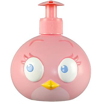 Angry Birds Stella Hands Gel 400Ml (Children , Cosmetics , Body lotions)