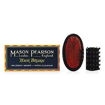 Mason Pearson Boar Bristle - Small Extra Military Pure Bristle Medium Size Hair Brush (Dark Ruby) - 1pc