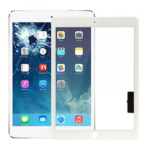 Apple iPad white display air display glass touch screen washer repair kit
