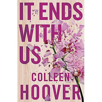It Ends With Us by Hoover Colleen