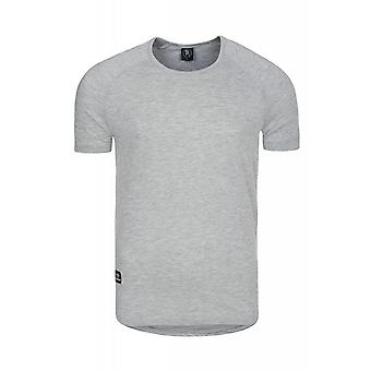 Spartans history basic oval shirt mens T-Shirt grey 400ST