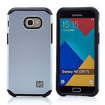 32nd Slim Armour case for Samsung Galaxy A5 2017 - Silver