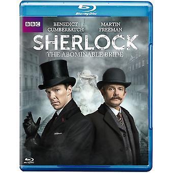 Sherlock: La importación de USA de novia Abominable [Blu-ray]