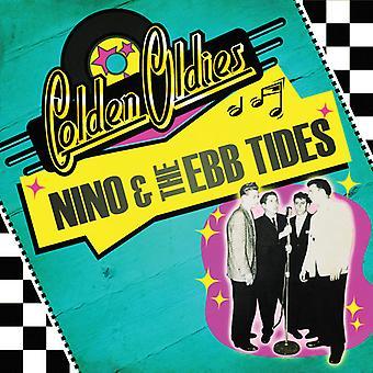 Nino & Ebb Tides - Golden Oldies [CD] USA import