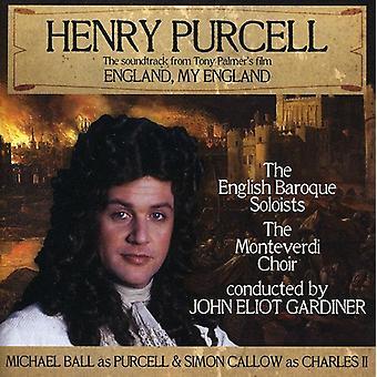 Monteverdi Choir/Gardiner - England, My England [Original Soundtrack] [CD] USA import