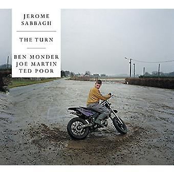 Jerome Sabbagh - tur [CD] USA import