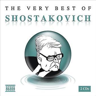 D. Shostakovich - The Very Best of Shostakovich [CD] USA import