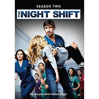 Night Shift: Season Two [DVD] USA import