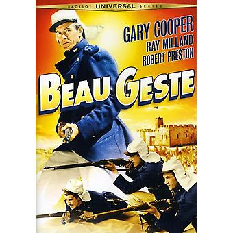 Beau Geste [DVD] USA import