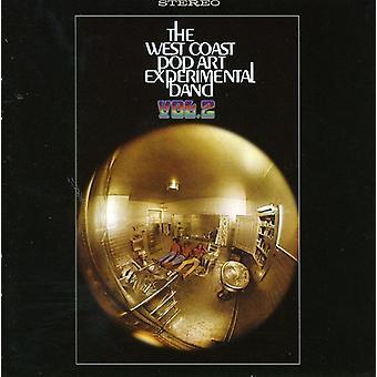 West Coast Pop Art Experimenta - West Coast Pop Art Experimenta: Importación de Estados Unidos parte dos [CD]