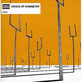 Muse - Origin of Symmetry [CD] USA import