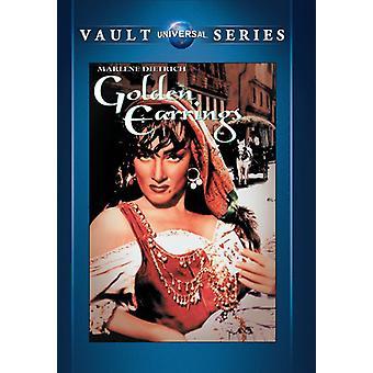 Golden Earrings [DVD] USA import