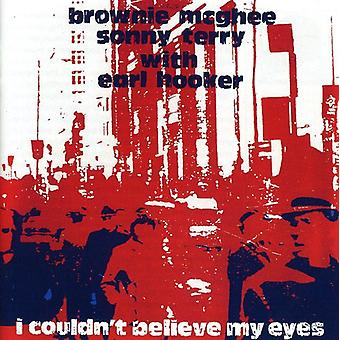 McGhee/Terry - Couldn't Believe My Eyes [CD] USA import