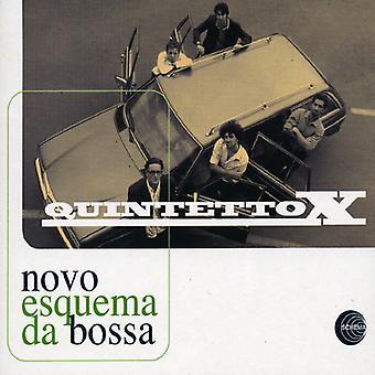 Quintetto X - Novo Esquema Da Bossa [CD] USA import