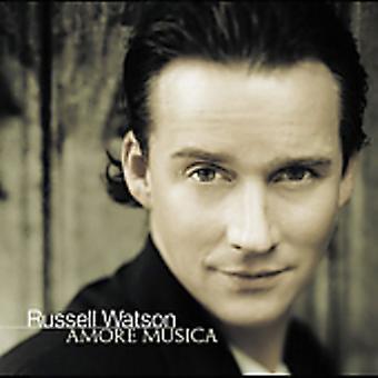 Russell Watson - Amore Musica [CD] USA import