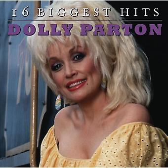 Dolly Parton - 16 största Hits [CD] USA import