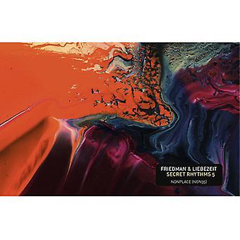 Friedman & Liebezeit - hemmelige rytmer 5 [CD] USA Importer
