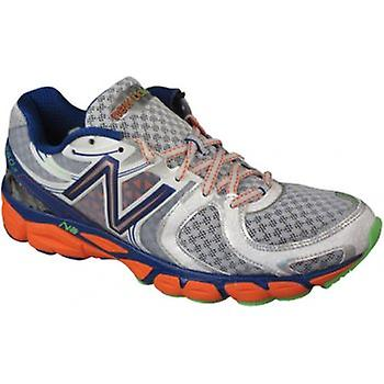 1260 V3 Silver / Orange Road Running Shoes (D BREEDTE - STANDARD) Mens