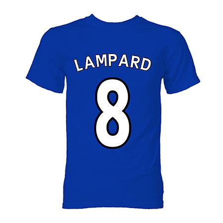 Frank Lampard Chelsea Hero T-Shirt (Blue)