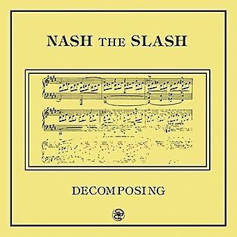 Nash skråstreg - nedbrydes [CD] USA importerer