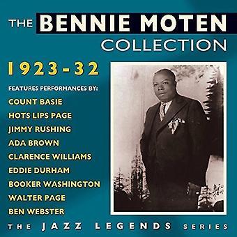 Bennie Moten - Moten Bennie-samling 1923-32 [CD] USA Importer