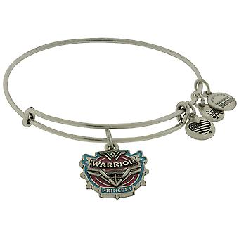 Alex og Ani Warrior Princess Wonder Woman charme armbånd - AS17WW10RS