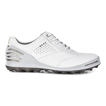 Ecco Ecco 2017 Cage Pro Spikeless Golf Shoes - White