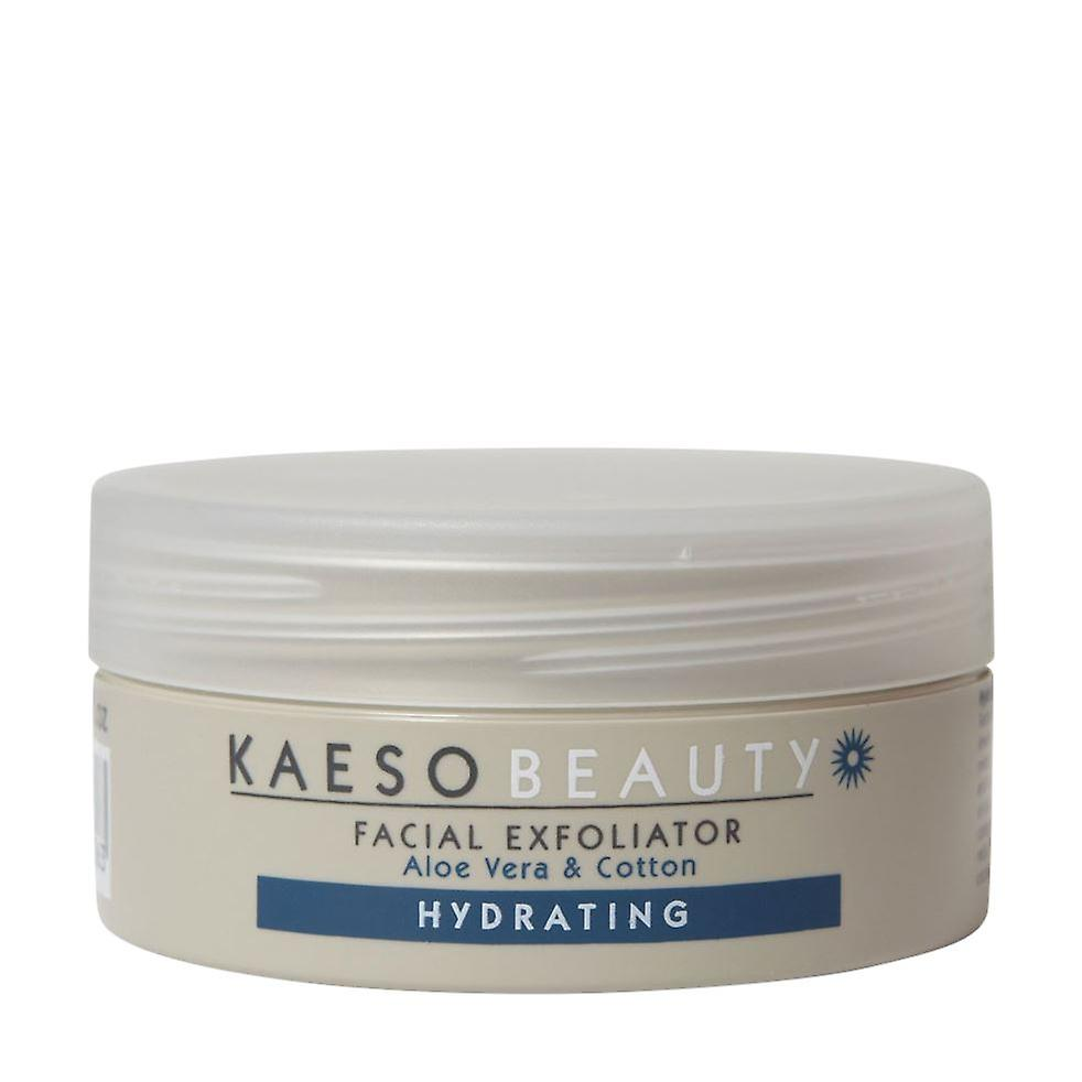 Kaeso Beauty Hydrating Facial Exfoliator Aloe Vera & Cotton 245ml