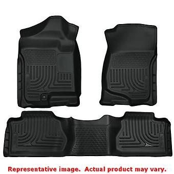 Husky Liners 98212 Grey WeatherBeater Front & 2nd Seat  FITS:CHEVROLET 2007 - 2